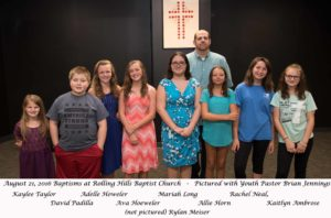 Youth Group Photo